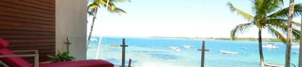 Standard beach villa mauritius